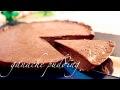 材料3つ!簡単生チョコプリンの作り方 ganache putelinngu